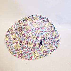 Patagonia Patterned Floppy Sun Hat